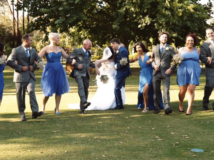 Zherish + Detlev 💒 19-11-16 💍 Wedding Video Perth 📹